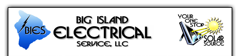 Big Island Electrical Service
